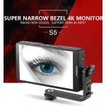 Bestview S5 4K 5 inch Field monitor HDMI Full HD