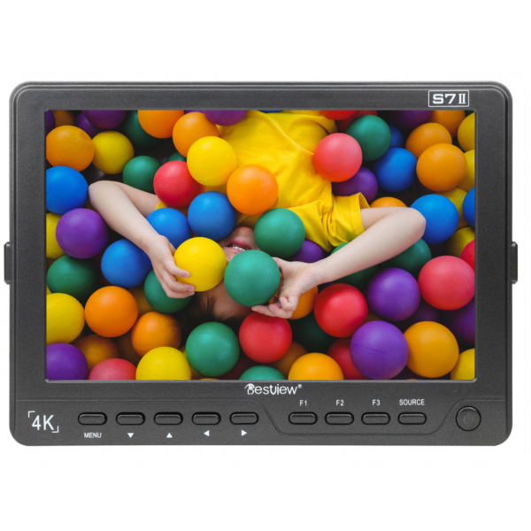 Bestview 7II 4K 7 inch Field monitor HDMI - SDI in-out Full HD