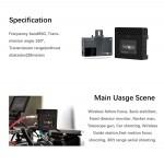 PortKeys Claymore wireless video transmission set