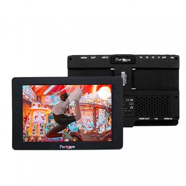Portkeys HH 7 inch 4K HDMI in en uit1200 Nit monitor met 3D LUT