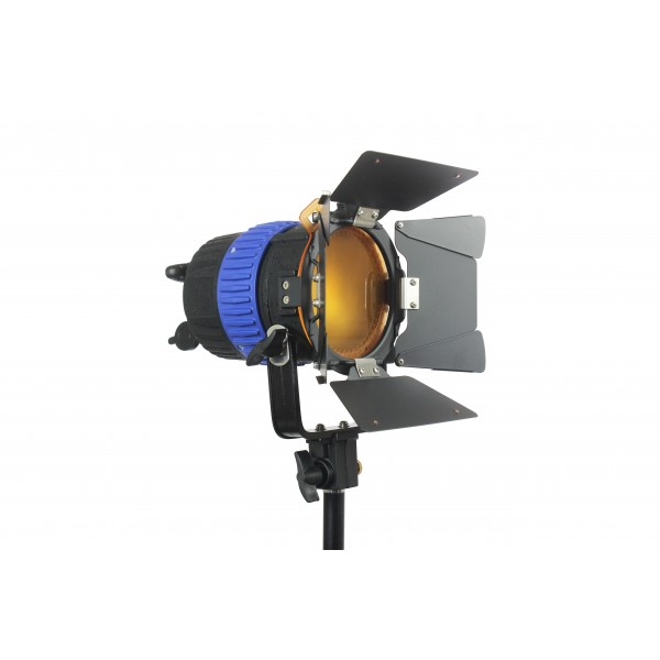 LED Fresnel spot 80W Silent - No fan