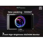 Portkeys HS7T II Metal Edition 7 inch 1200NIT Bright 4K HDMI/3G-SDI  Monitor met 3D LUT