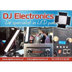 LED portable en studio licht, field broadcast monitors + video accessoires professionele video