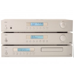 Versterkers, CD spelers + tuners