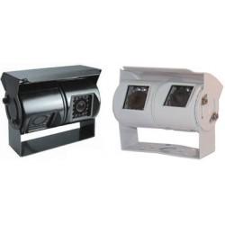 Camera's, dual camera, mini camera's RCA en 4 polig