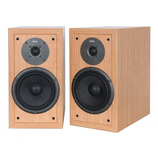 Eltax Liberty 3+ luidsprekerset 130 W , 2-weg basreflex, beuken