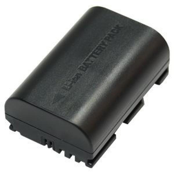 LP-E6 Canon compatible Li ion batterij hoge capaciteit 2000 mAh