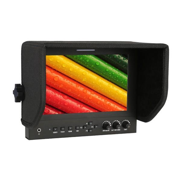 DJE702-HDO 7 inch FHD Field monitor  HDMI - Component - AV - Audio