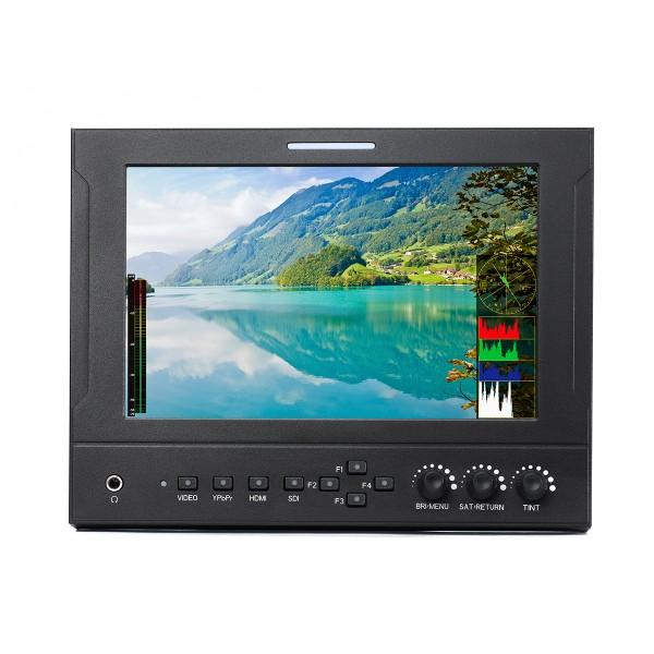 DJE702-HDS 7 inch FHD Field monitor SDI - HDMI - Component etc.