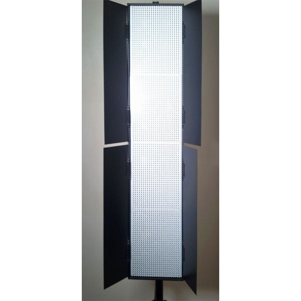LED Panel BiColor 3200-5600K 15000 LUX display DMX