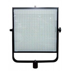 LED Panel 30BC BiColor traploos  V mount DMX AB 50W 3800 LUX