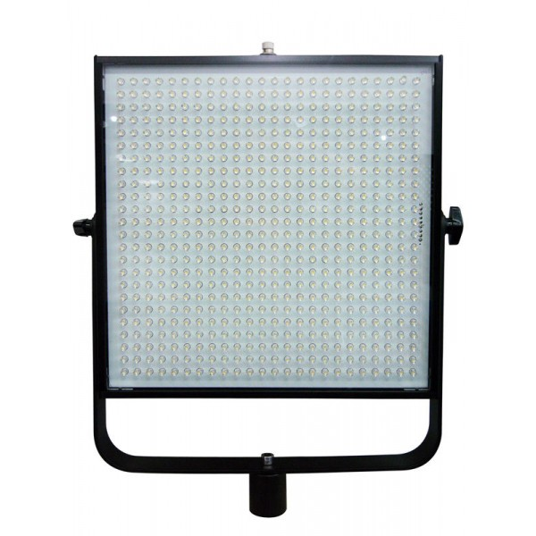 LED Panel 30BC BiColor traploos  V mount DMX AB 50W 3800 LUX