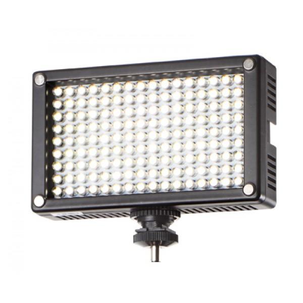 Professioneel Camera licht Bi Color 144 LED's 8,7 Watt