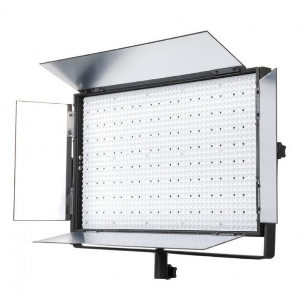 LED Panel Studio en portable video Flood verlichting 7200 LUX