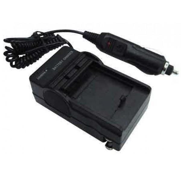 Accu batterij reislader Sony Li-Ion batterijen NP-F570-770-970