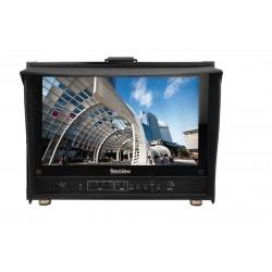Bestview S17F 17 inch UHD Broadcast monitor 2 x HDMI - 4 x 3G-SDI Quad View