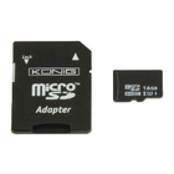 Microsdhc-geheugenkaart class 10 16 gb CS-MSDHC16C10