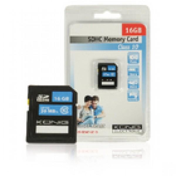 Sdhc-geheugenkaart class 10 16 gb CS-SDHC16C10