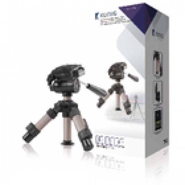 Ministatief voor foto- en videocamera KN-TRIPOD17N