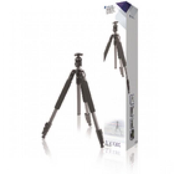 Lichtgewicht statief voor foto en video camera 131.5 cm KN-TRIPOD50