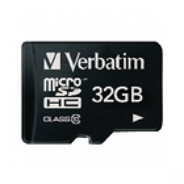 Microsdhc-kaart 32 gb class 10 VB-TFHC10-32G